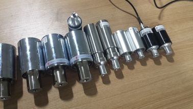 China 35Khz Piezoelectric Ceramic Ultrasonic Welding Transducer 3.2 - 4 Nf Capacitance factory