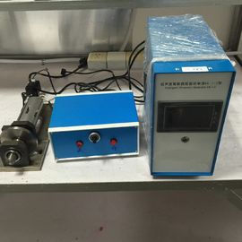 China 1000W Ultrasonic Sealing Machine with Ultrasonic Longitudinal Vibration transducer factory