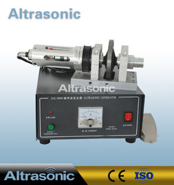 China 800w 35Khz Weld Polyester Fabric Ultrasonic Attachment distributor