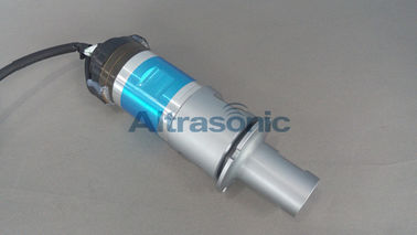 China High Power Electrical 20khz Ultrasonic Welding Transducer With Booster distributor