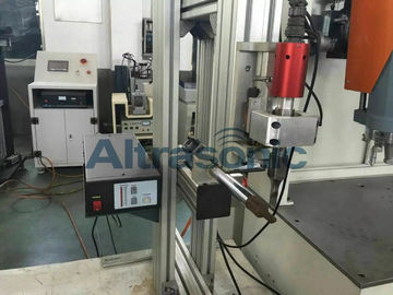 China 800 Watt High Power Ultrasonic Plastic Welding Machine for Car Warning Triangle factory