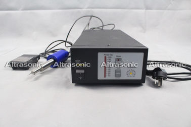 China 30khz Ultrasonic Cutting Machine with Titainum Blade for PVC Neylon Sheets distributor