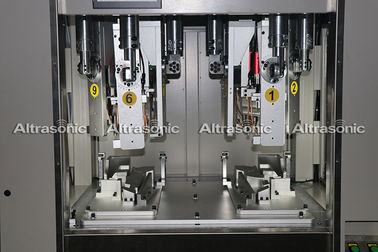 China Customized Multi Horn Ultrasonic Welding Equipment for Automotive Sound Barrier factory