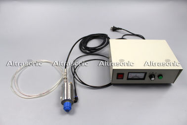 China Low Power Coating Efficiency Ultrasonic Micro Spray Nozzle for Fine Line distributor