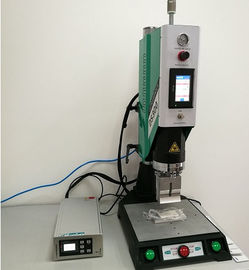 China Single Phase Ultrasonic Plastic Welding Machine distributor