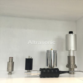 China 35Khz Ultrasonic Converter with Alumium Shell for Drilling Machine factory