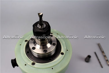 China High Speed Vibration Effects On Hole Entrance In Rotary Ultrasonic Drilling factory