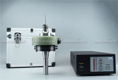 China Rotary Ultrasonic grinding spindle with core coil power transform factory