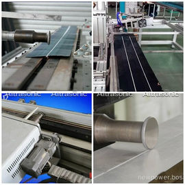 China 20Khz Ultrasonic Metal Welding Alumium Plate With Copper Tube distributor