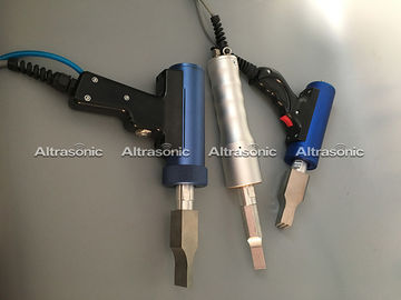 China Ultrasonic Spot Welding Machine Two ABS Injection Parts Without Any Medium factory