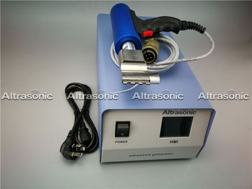 China Ultrasonic Puncture 30Khz Welder for Automobile Rear Wing Board factory