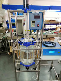 China 20 Khz 3000W Ultra Sonic Homogenizer High Power For Dispersing , Mixing distributor