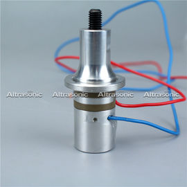 China Rinco 35 K Replacement Type Ultrasonic Converter , Ultrasonic Transducer Welding distributor