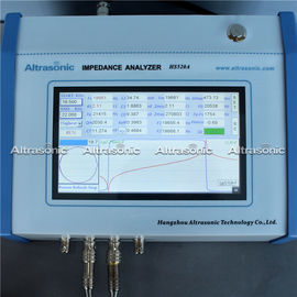 China 8 Inch Full Touch Screen Measuring Instrument For Ultrasonic Transducers and equipment, Frequency checking factory