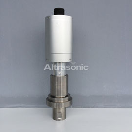 China 20Khz Replacement Telsonic Ultrasonic Welding Converter With Stainless Protective Housing And High Power distributor