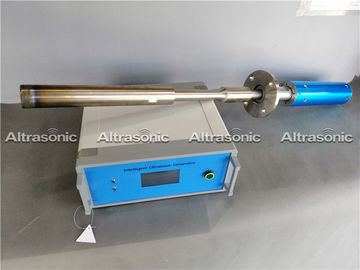 China 2000W Industrial Ultrasonic Metal Treatment Unit for Casting of Aluminum Slabs distributor