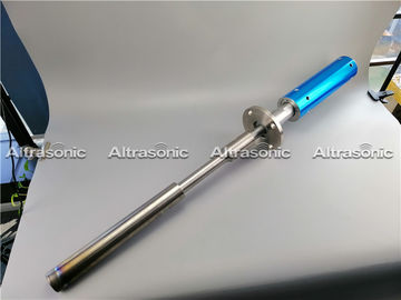China Water Cooling 20K Ultrasonic Homogenizer System For Melt Metal Refining distributor