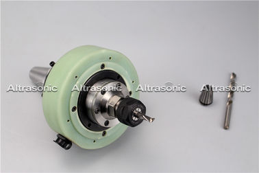China High Speed Ultrasonic Spindle For Spline Gear And Thread Elaborate Processing factory