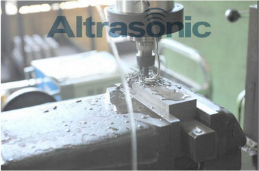 China Little Heat Produced Ultrasonic Abrasive Processing For Ceramic Or Diamonds Impact Grinding factory