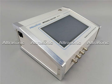China Mini Measuring Instrument Ultrasonic Impedance Analyzer For Transducer And Horn factory