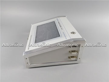 China Large Frequency Range 1-3Mhz Ultrasonic Horn Analyzer For Sonotrode Frequency Testing factory