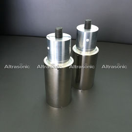 China Rinco 3000 Watt Replacement Ultrasonic Converter , Ultrasonic Transducer Welding factory