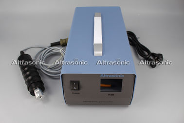 China 30Khz Ultrasonic Spot Welding Machine For Auto Plastic Parts , Long Life distributor