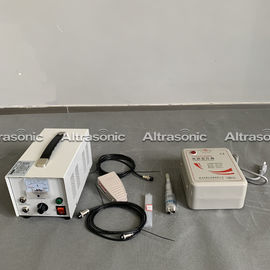 China Replaceable Blades Ultrasonic Textile Cutting Machine 3M Length Of Cable factory