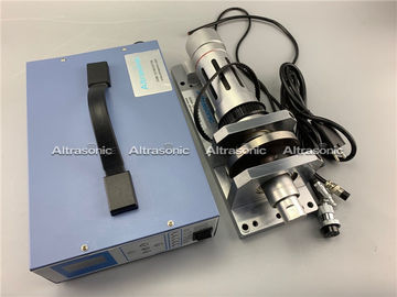 China 800 Watt Raw Material Ultrasonic Sealing Machine Performance Core Parts distributor