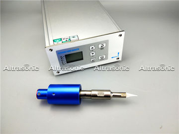 China 30Khz Portable Ultrasonic Cutting Machine 200W Replaceable Blade Longlife distributor