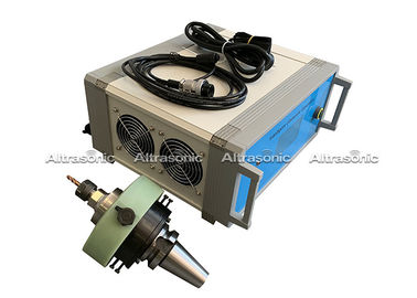 China 20Khz RUM Rotary Ultrasonic Machining For Jewelry Sapphire / Dental Material factory