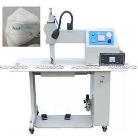 China Ultrasonic 35khz Sealing Medical Disposable Nonwoven Surgical Gown Machine distributor