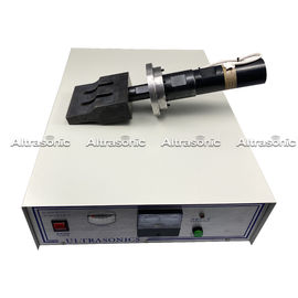 China Ultrasonic Generator Transducer Welding Horn For Blank Face Mask Making Machine factory