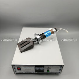 China Stable Ultrasonic Power Supply System Use In Disposable Face Mask Machine factory