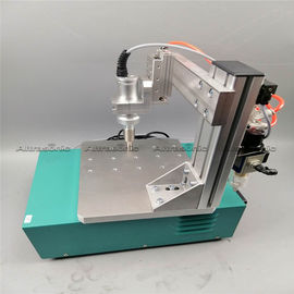 China Strong Welding Ultrasonic Mask Ear Band Welding Machine For N95 And 3 Ply Mask distributor