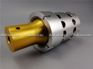 2000W Ultrasonic Welding Transducer , Ultrasonic Converter 20khz Frequency