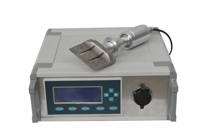 300MM Titanium Ultrasonic Food Cutting Machine With Digital Power Control Box