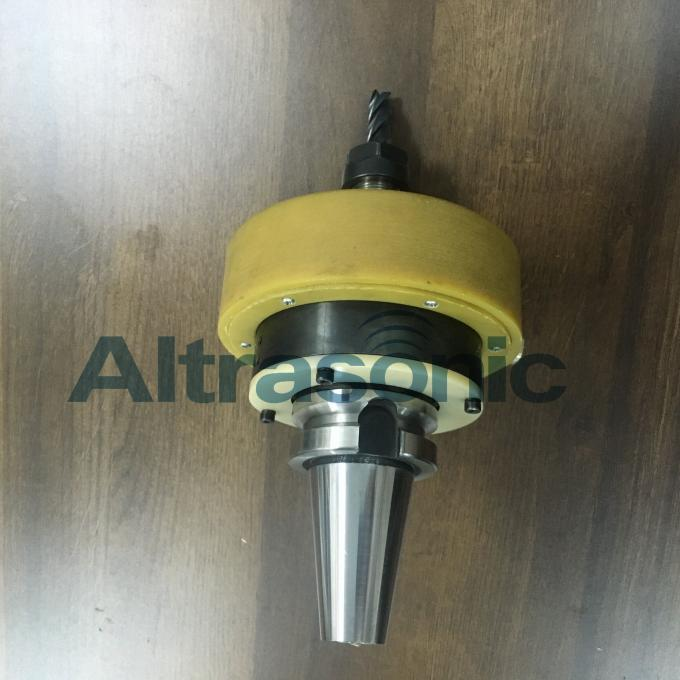 CE Approval Assisted Machining Ultrasonic Milling Machinery With Rotary Cutter