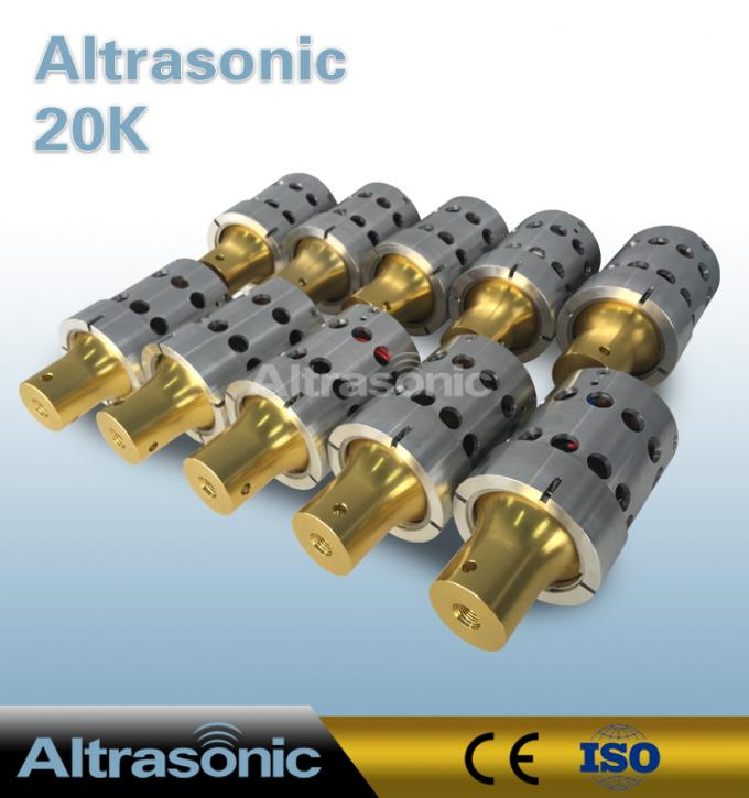 Dunkane 110-3168 Ultrasonic Converter With 45mm Diameter 2 Pcs Ceramics