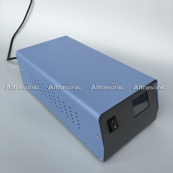 800W 35Khz Digital Automatic Tracking Frequency Ultrasonic Power Supply For Spot Welder