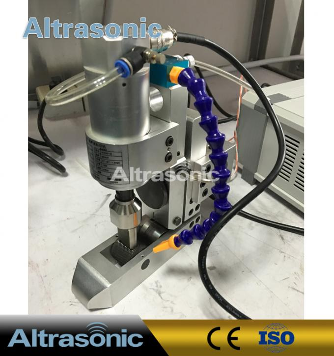 40Khz Cutting Ultrasonic Sealing Machine For Non Woven Fabrics Bag