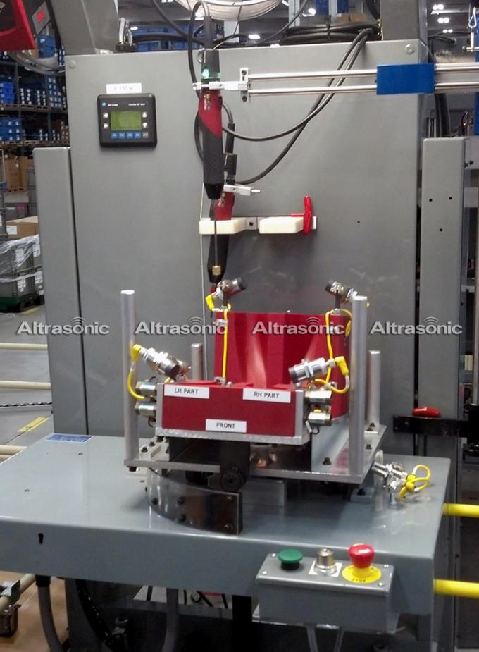 Light Weight 35KHz Ultrasonic Riveting Welding Machine For Robotic Motor Industry