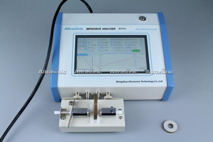 Accurate Testing Ultrasonic Horn Tuning For Transducer Measuring Instrument