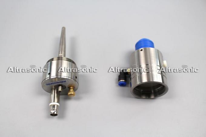 50Khz Uniform Air Assisted Ultrasonic Spray Atomizing Nozzle With Efficient Work