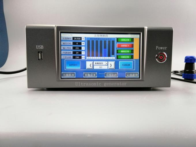 HS - G2030 Ultrasonic Power Supply , Digital Ultrasonic High Power Generator