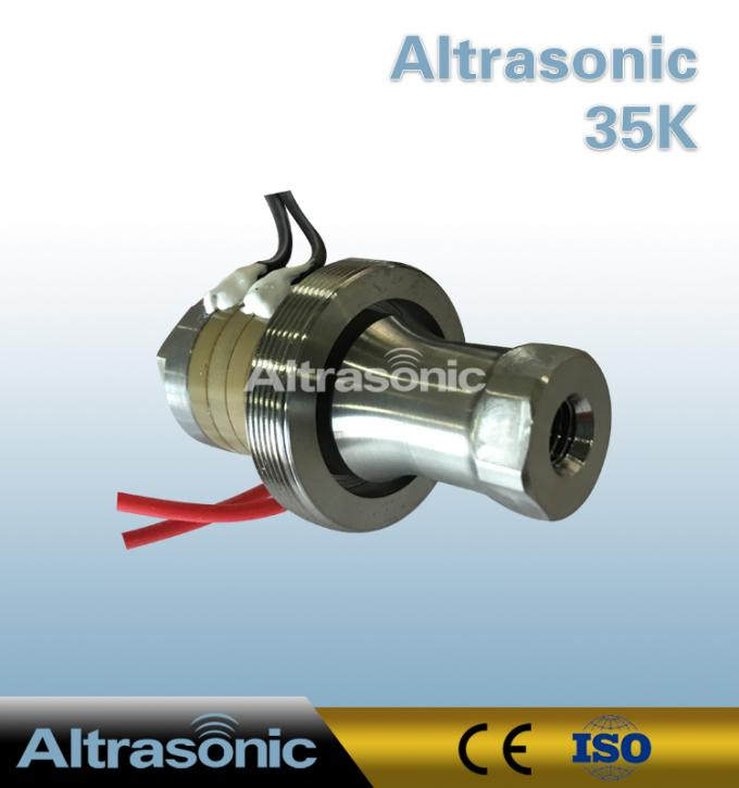 Telsonic 35K Replacement Type Ultrasonic Transducer For Welding Application