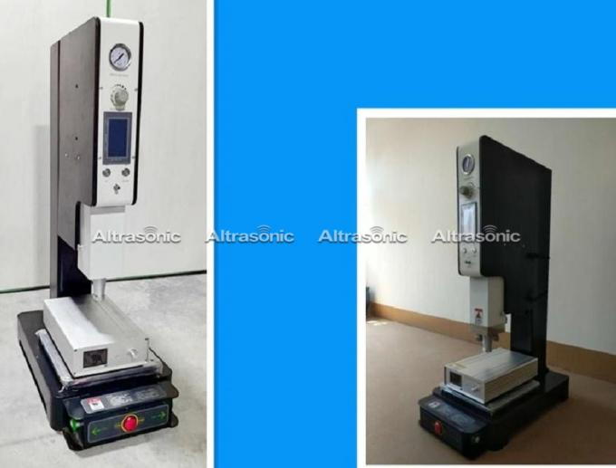 High Speed Clean Ultrasonic Welding Equipment For Thermoplastic Resin