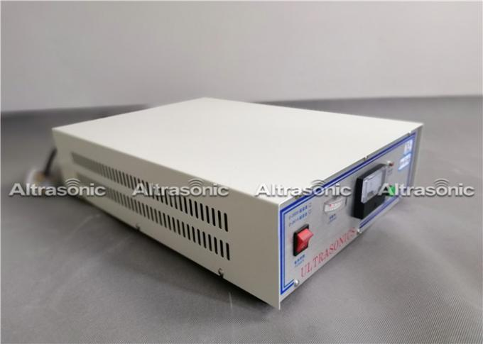 2000W Ultrasonic Sealing Machine For Fabric Welding