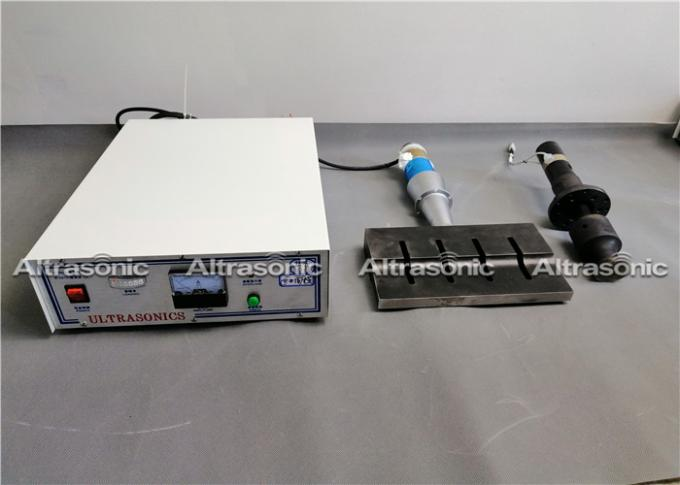 20K Ultrasonic Sealing Machine For Films And Paper Continuous Bonding