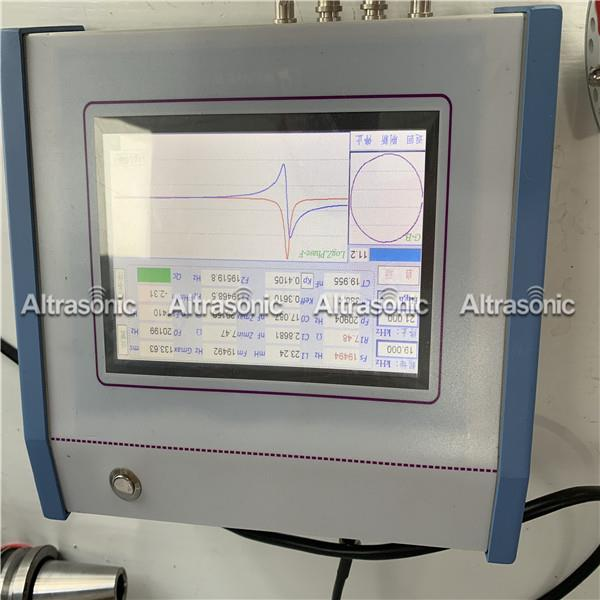 High Precise Horn Analyzer Measuring Instrument 1KHz - 1Mhz for Ultrasonic Transducer
